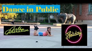 DANCE IN PUBLIC CHALLENGE- SNSD HOLIDAY