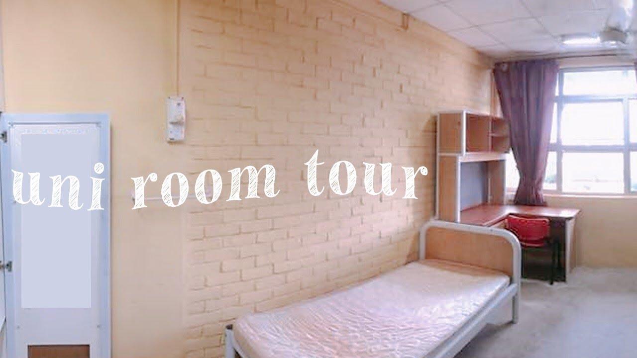 malaysia university room tour 2020 // usm, penang