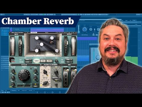 Waves Abbey Road Chambers Plugin Mixing Reverb Plugin Youtube
