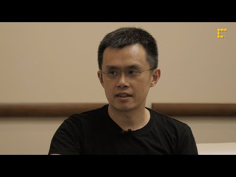 Binance CEO CZ Talks About The Rise Of Crypto In Russia (Part 1/4)