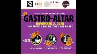 Gastro Altar: 2 de Noviembre