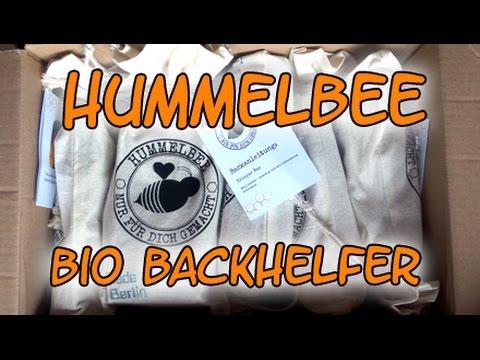 Hummelbee Bio Backhelfer | Vegane Backmischungen #ad