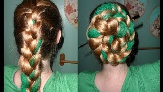 French Paranda Braid