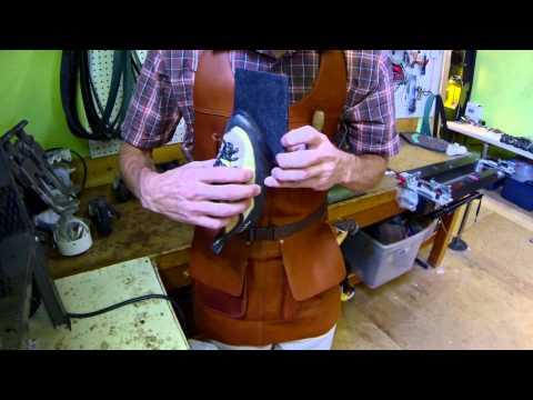 The Art Of A Climbing Shoe Resole