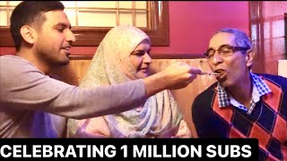 Zaidalit Celebrating 1 Million Subscribers Vlog