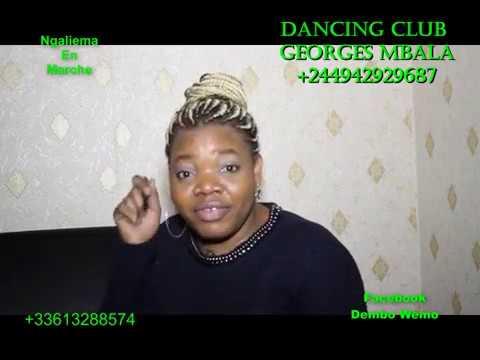REGISTRE D'APPEL PO NA DANCING BAR YA Georges Mbala na luanda