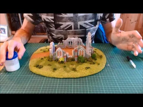 A complete guide to adding flock, static grass, clump foliage, lichen and tall grass to your scenery