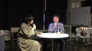 服部剛(朗読+インタビュー)