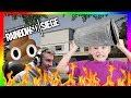 We destroyed A HUGE TRASH TALKER! w/ Facecam - Rainbow Six Siege || Custom Game