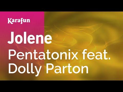 Karaoke Jolene - Pentatonix *