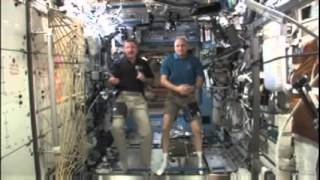 Space Station - Bathroom Shower