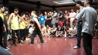 Badia Street Festival // Sangre X Sangre 2012 - Furious Styles Crew vs Actitud Salvaje (Octavos)