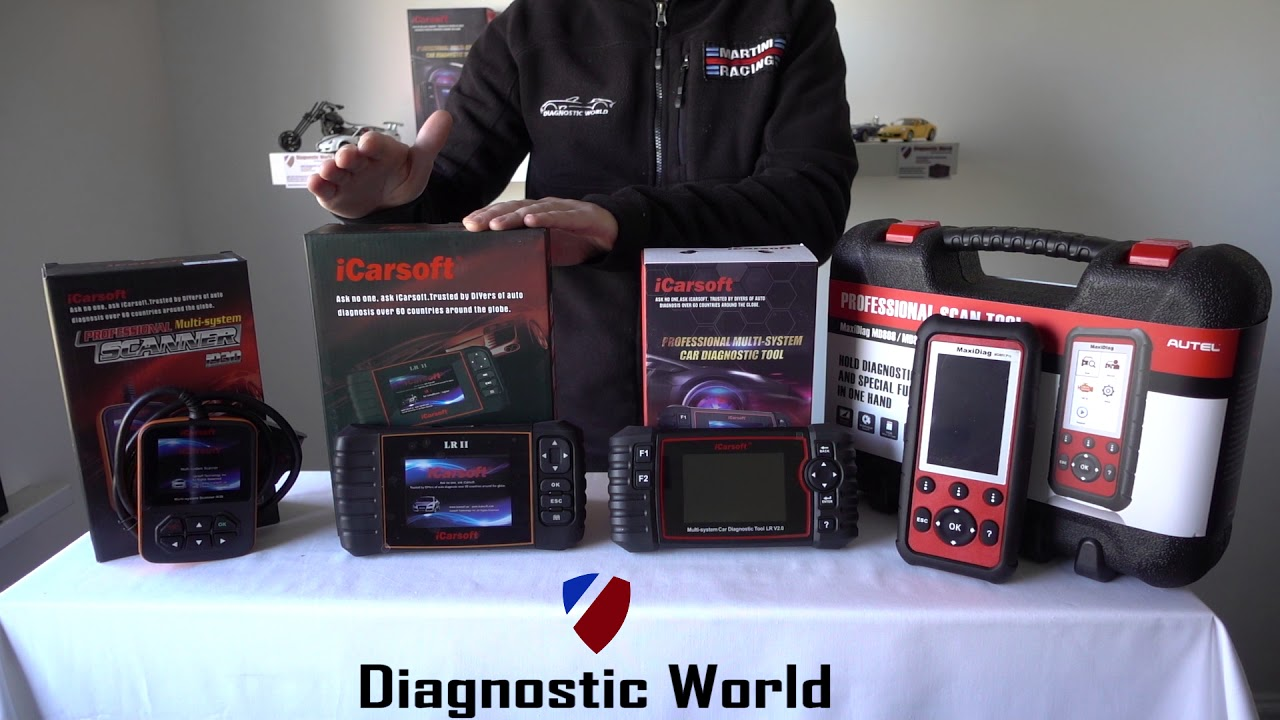 Best Jaguar Land Rover Diagnostic Tool for 2018 & 2019
