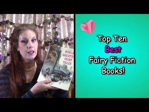 My Top Ten Favorite Fairy Fiction Books