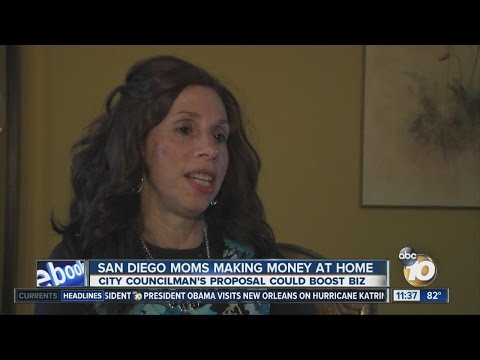 Local mom quits desk job for home-based business