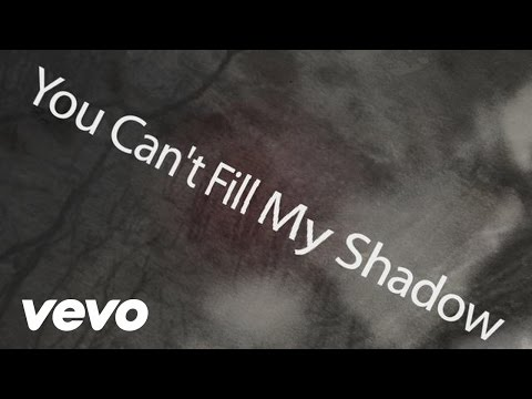 All That Remains - You Can't Fill My Shadow (Lyric Video)
