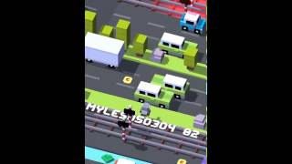 Crossy road prize opening #3