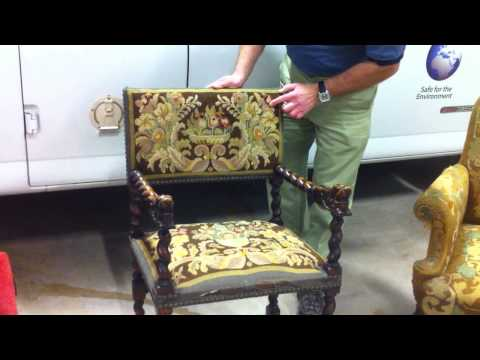 Boston Antique Upholstery Cleaning