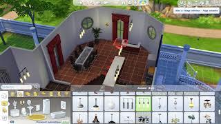 Sims 4 - Maison de luxe part3