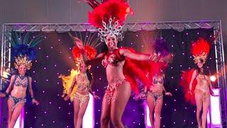 Samba - Batucada - Capoeira - Carnaval - Danseuses - Danseurs // Meu Brasil Show