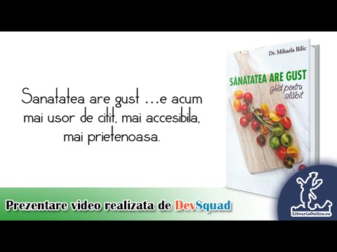 Mihaela Bilic – dieta recomandata de nutritionist
