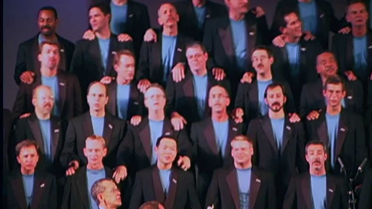 from Armando la gay mens chorus