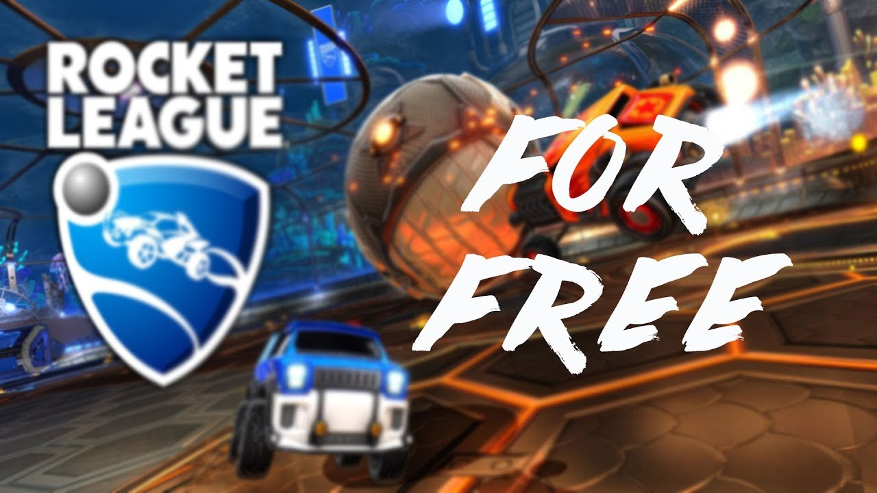 How to get Rocket League For Free on PC ! (2018/2019 ...