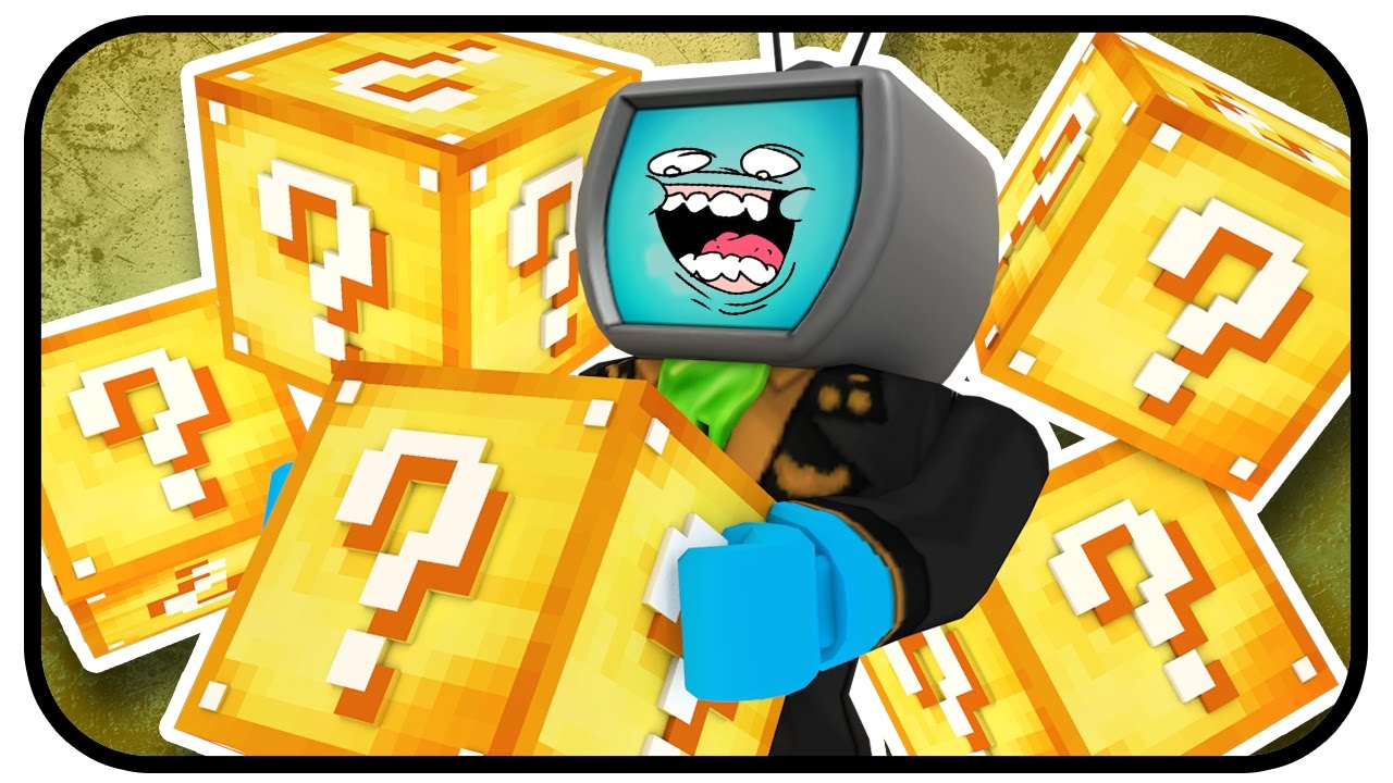 Fgteev Lucky Block Roblox Roblox Lucky Block Battlegrounds Whats In Side These Blocks Youtube