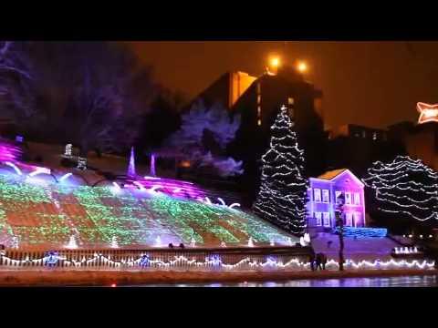 2013 Miller Valley Christmas lights - 2013 Miller Valley Christmas Lights - YouTube