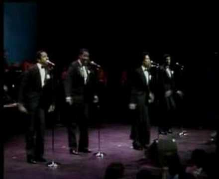 The temptations - superstar live 1983