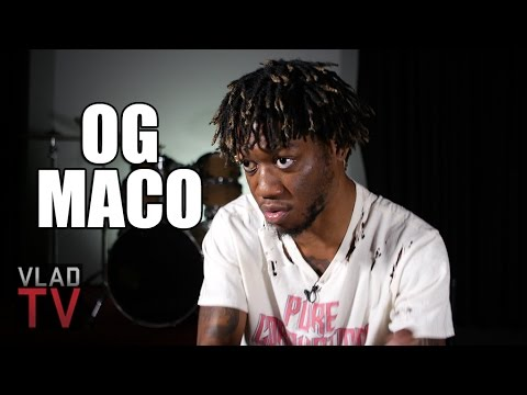 OG Maco on Beef with Manolo Rose & Taxstone, Working Things Out