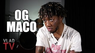 OG Maco on Beef with Manolo Rose & Taxstone, Working Things Out.