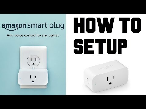 How To Setup Amazon Smart Plug with Alexa Echo Dot - Not Working Connecting Fix