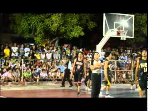 San Agustin vs  Poblacion Championship Game