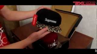 Видео-обзор на кепки Supreme, Jordan, LastKing, WuTang, Ninjas, Swag, от 2XL Shop