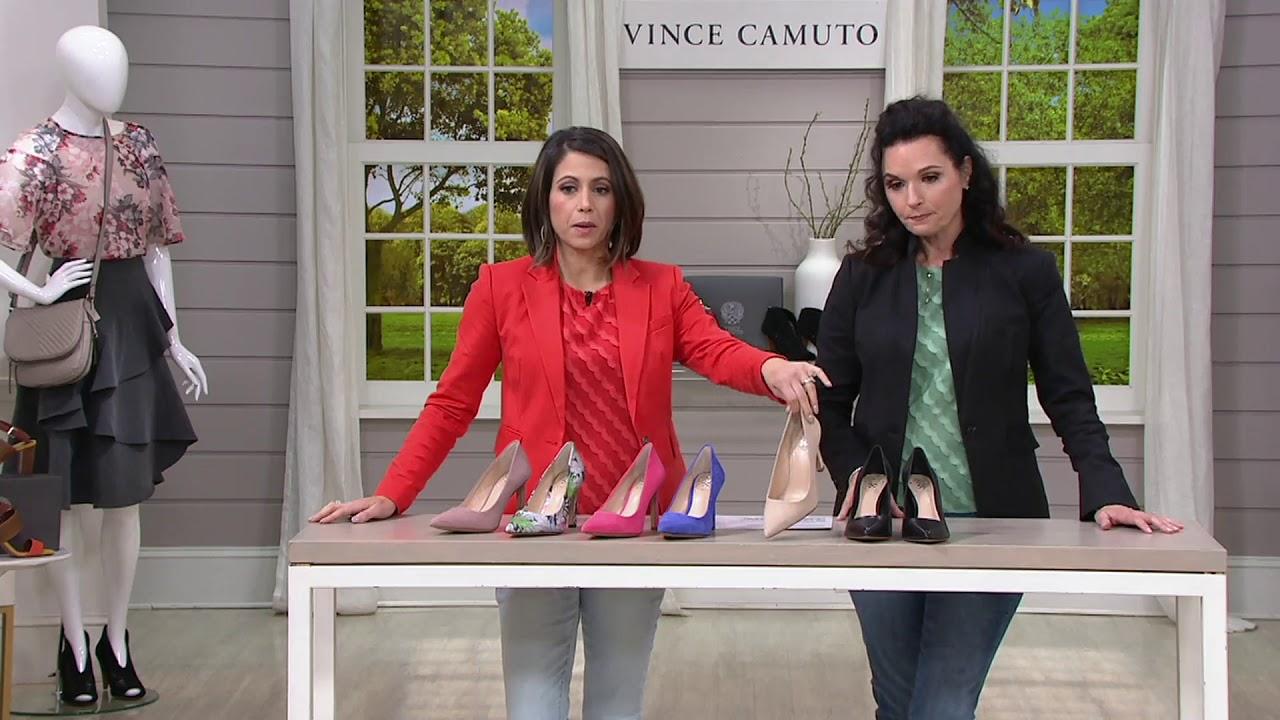 Vince Camuto Womens Sariela