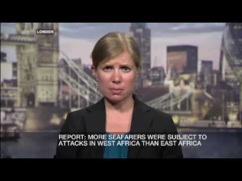 Human Cost of Piracy 2012 Author Kaija Hurlburt on Al Jazeera
