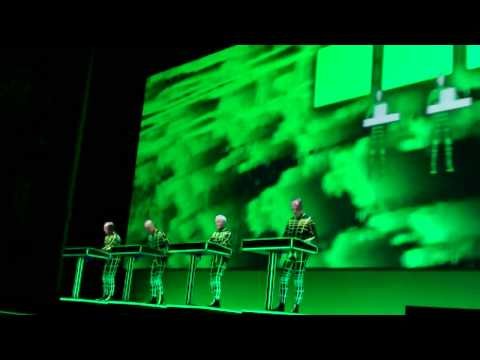 Kraftwerk at the Opera in Barcelona, April 23 2015