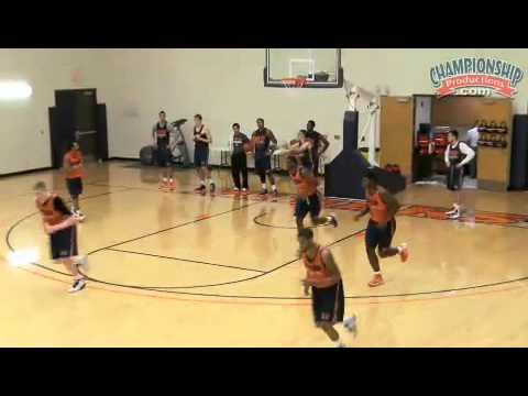 All Access UTEP Basketball Practice with Tim Floyd
