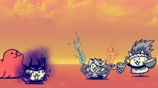 Battle Cats | Manic Dark Cat | 4 Star Rules