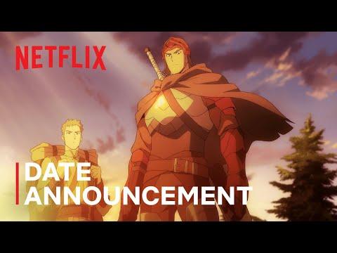 DOTA: Dragon's Blood | Date Announcement | Netflix