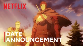 DOTA: Dragon's Blood | Date Announcement | Netflix