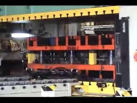 Titan Die Shuttle 2462:  2 x15000 lb Capacity On site