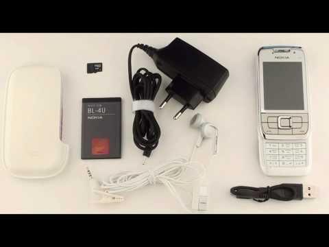 Nokia E66 - видео обзор e66 ( nokia e66 ) от Video-shoper.ru