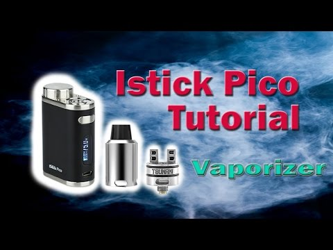 Tutorial Vape Istick PICO (Replace Cotton)
