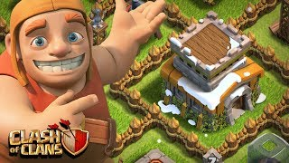 Efsane Troll KÖy Hizli GelİŞİyor !! - Clash Of Clans