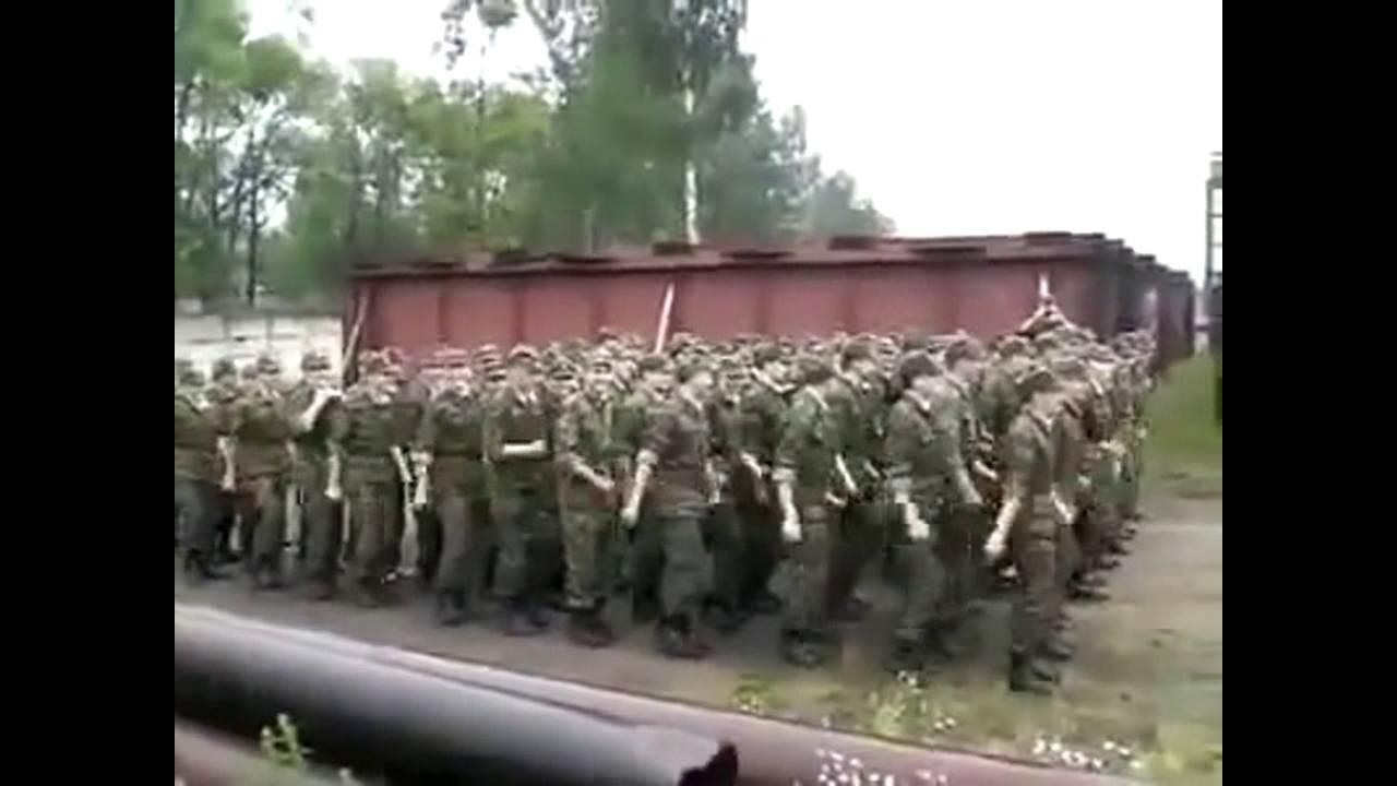 Самые лучшие армейские приколы