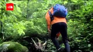 송중기의 등산복 CF~ 송중기 노스페이스 등산복 영상