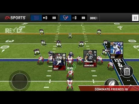 Madden NFL Mobile 3.2.2 Apk Android