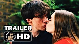 THE END OF THE F**KING WORLD Official Trailer (HD) Netflix Original Miniseries